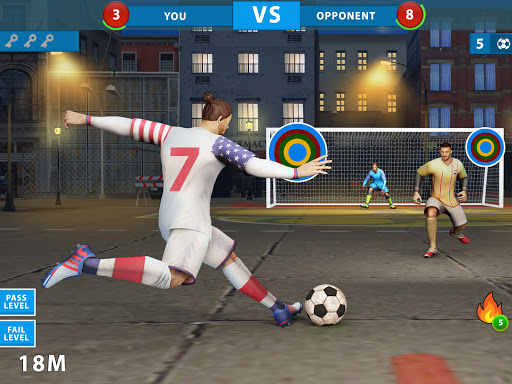 Street Soccer Games: Offline Mini Football Games 3.0 Screenshots 11