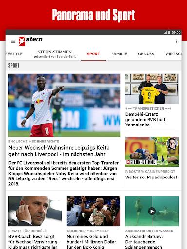 stern - Aktuelle Nachrichten  screenshots 7
