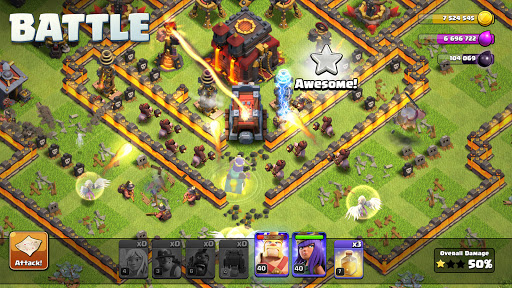 Download Clash of Clans screenshots 1
