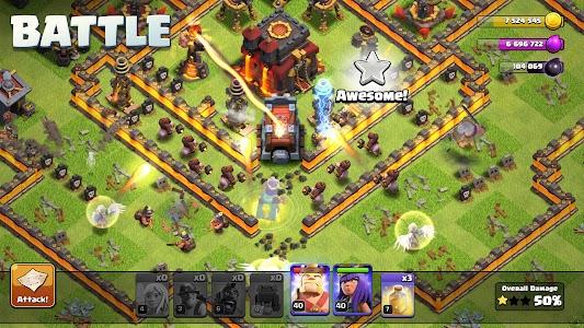 Clash of Clans 14.211.0