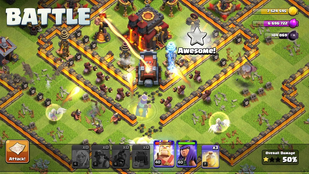 Clash of Clans poster 0
