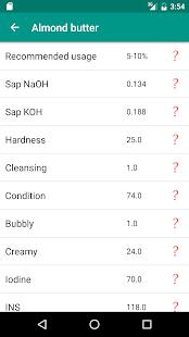 Saponify Soap Calculator (Legacy)