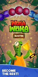 Marble Woka Woka: Marble Puzzle & Jungle Adventure 3
