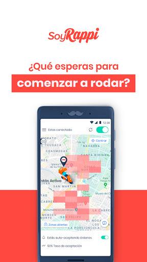App para repartidores - Soy Rappi  Screenshots 4