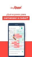 screenshot of App para repartidores - Soy Rappi