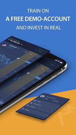 RubikTrade - Mobile Trade App for Beginners apktram screenshots 2