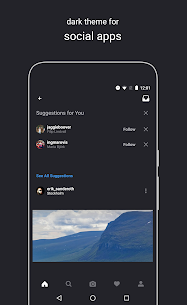 Swift Dark Substratum Theme v294 Pro APK 2