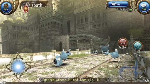 RPG Toram Online - MMORPG 3.3.39 screenshots 7