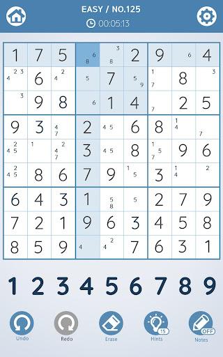 Sudoku : Evolve Your Brain  screenshots 8