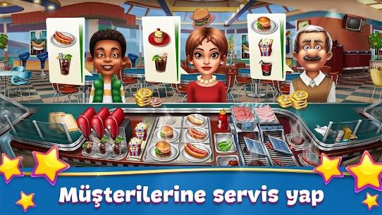 Cooking Fever Para Hileli Apk Güncel 2021** 1