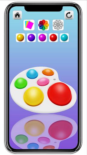 DIY Simple Dimple Pop It Fidget Toys Calming Games  screenshots 9