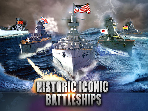 Warship Rising - 10 vs 10 Real-Time Esport Battle 5.7.2 screenshots 9