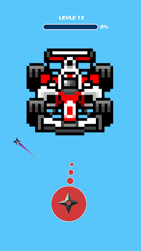 Shooting the Pixel - Guns & Bricks screenshots 6