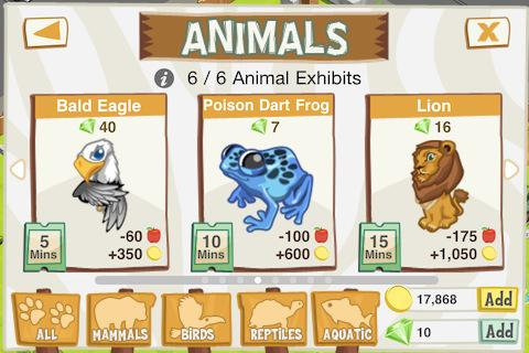 Zoo Story 1.0.5 de.gamequotes.net 3