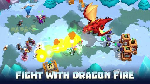 Summon Revolt: Magic Battle 0.20.1 screenshots 13