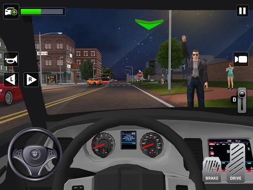City Taxi Driving: Fun 3D Car Driver Simulator  Screenshots 23