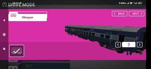 Indian Railway Simulator  screenshots 3