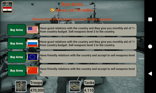 Middle East Empire 2027  screenshots 3
