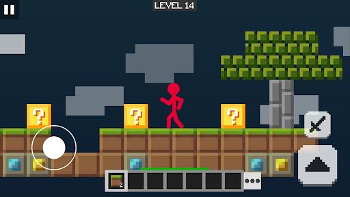 Stickman vs Multicraft: Lucky Block apktram screenshots 3