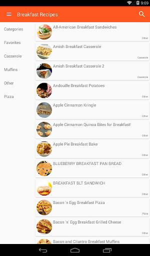 Foto do Breakfast Recipes Free