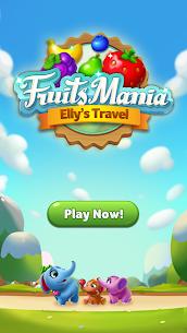 Fruits Mania : Elly's Travel Mod Apk 21.0614.00 (Plenty of Currency) 6