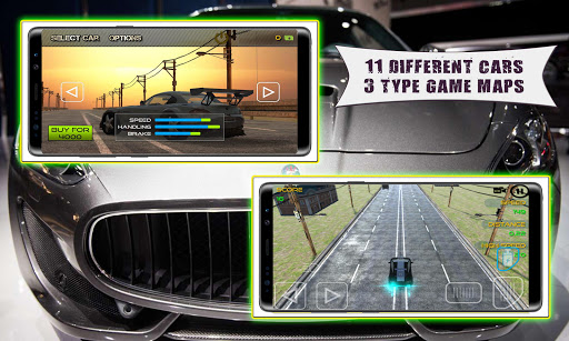 Luxury Car Game : Endless Traffic Race Game 3D 22.0 screenshots 3