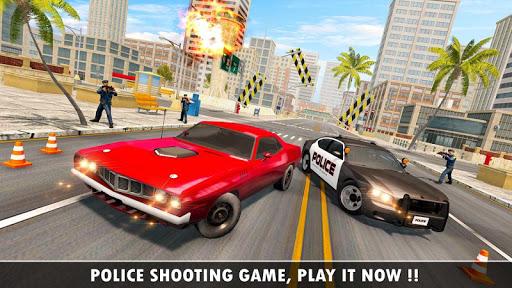 US Police Shooting Crime City  screenshots 8