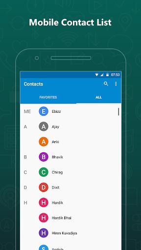 Export Contacts For WhatsApp 3.3.1 com.ebizzinfotech.whatsappCE apkmod.id 4