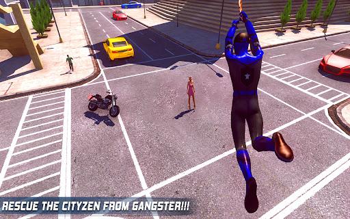 Spider hero game - mutant rope man fighting games  screenshots 15