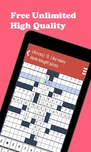 Free Crossword Daily  Word Puzzle 5