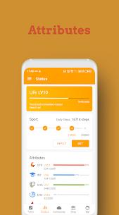 LifeUp  Gamification To-Do  Tasks List | HabitRPG Apk 3