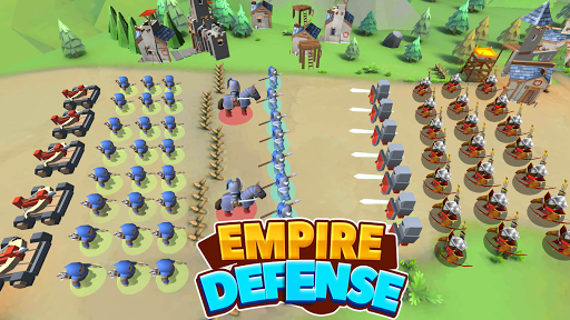 Empire Defense: Age of Stick War & Tower Defense 26 screenshots 2