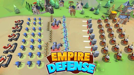 Empire Defense  Age of Stick War  Tower Defense Apk 2