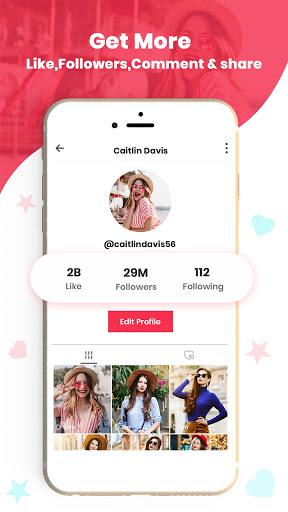 TikBooster -  fans like and follower for Tik tok apktram screenshots 4