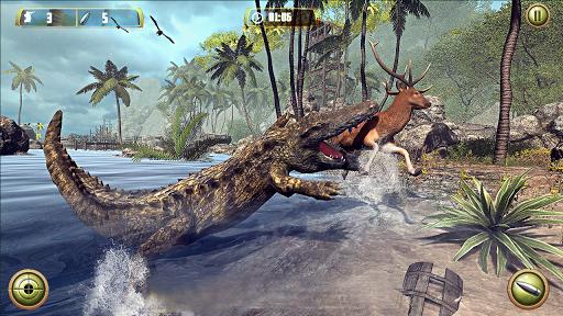 Crocodile Hunt and Animal Safari Shooting Game  screenshots 15