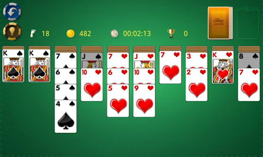 AE Spider Solitaire 3.1.1 screenshots 1