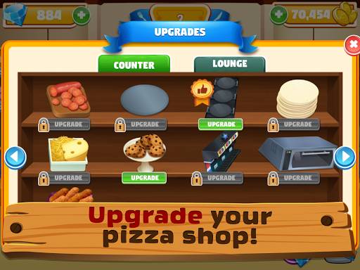 My Pizza Shop 2 - Italian Restaurant Manager Game apkpoly screenshots 8
