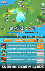 AFK Quest Mod Apk: Idle Epic RPG (One Hit Kill) 8