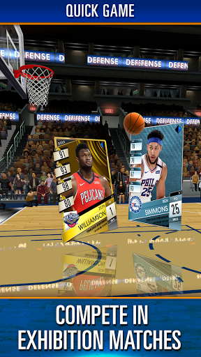 NBA SuperCard - Basketball & Card Battle Game 4.5.0.5556609 screenshots 3