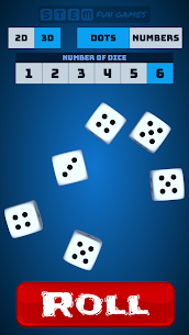 Multi DICE Roll For Pc – Windows 7, 8, 10 & Mac – Free Download 4