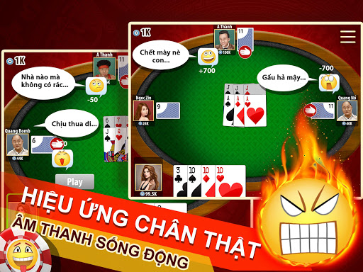 Tien Len Mien Nam 2.5.16 screenshots 12