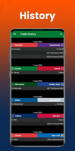 Basketball Legacy Manager 21  screenshots 7