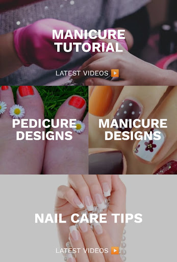 Pedicure and Manicure spa at home screenshots 4