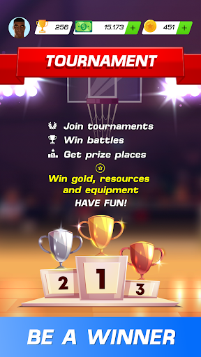 Basketball Clash: Slam Dunk Battle 2K'20 screenshots 8