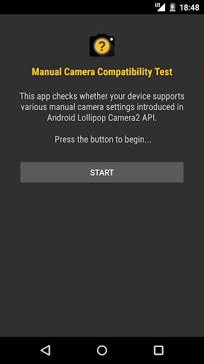 Manual Camera Compatibility 2.5 Screenshots 4