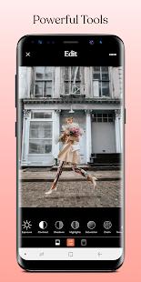 Tezza - Aesthetic Photo Editor, Presets & Filters screenshots 3