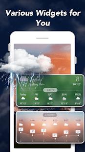 Weather Forecast - Live Weather & Radar & Widgets 1.69.0 Screenshots 5