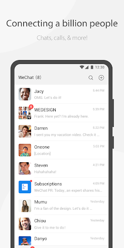 WeChat 7.0.21 screenshots 1