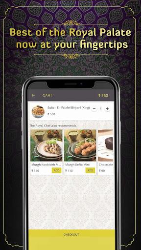 Behrouz Biryani - Order Biryani Online 2.23 Screenshots 7