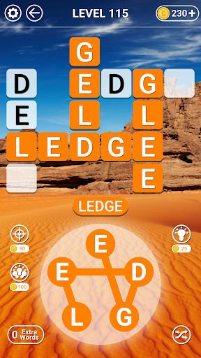 Word Cross Puzzle  screenshots 4